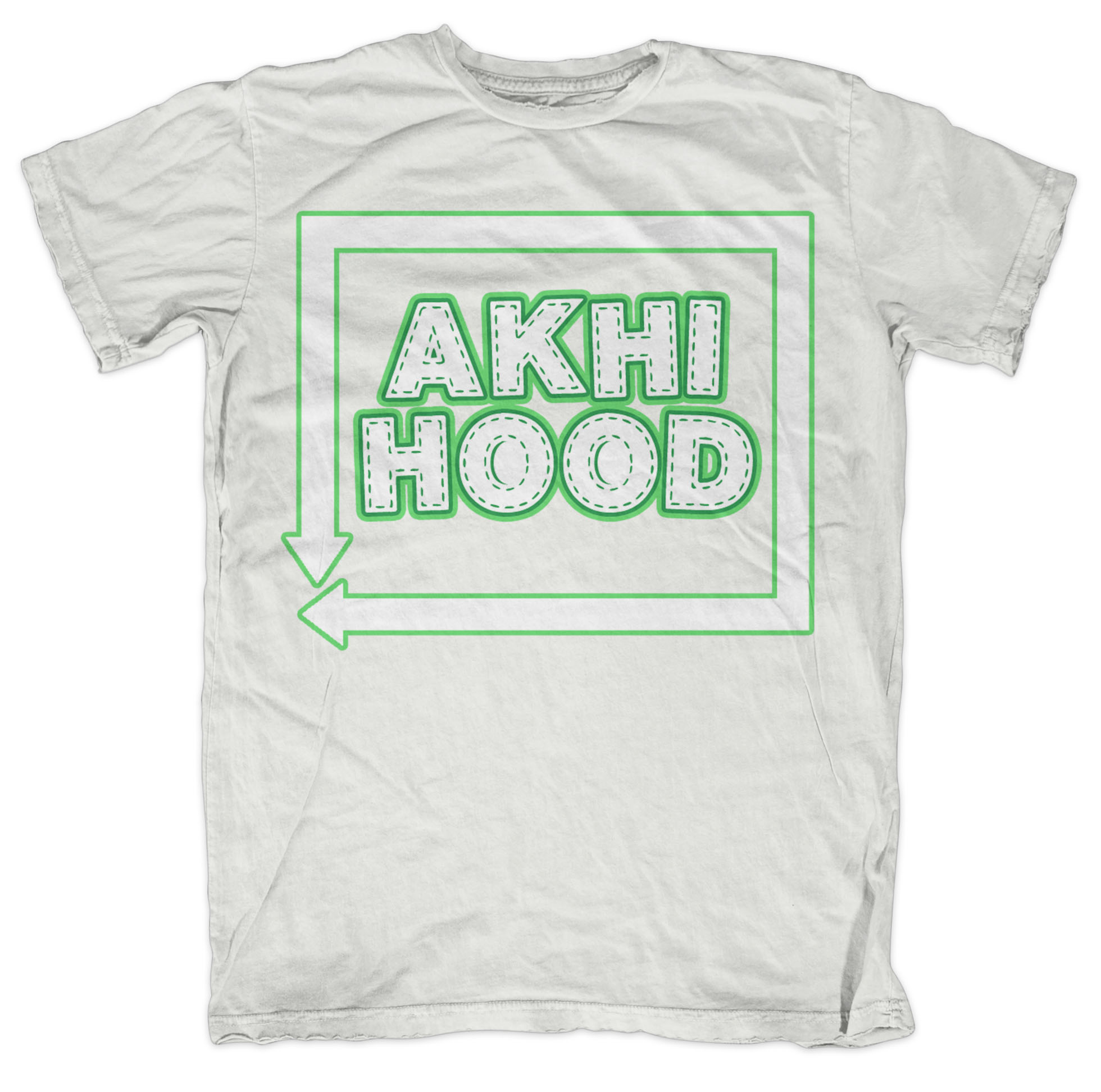Akhihood - White