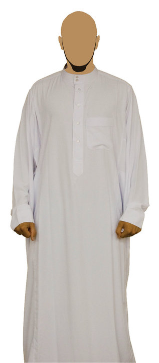 White Al haramain