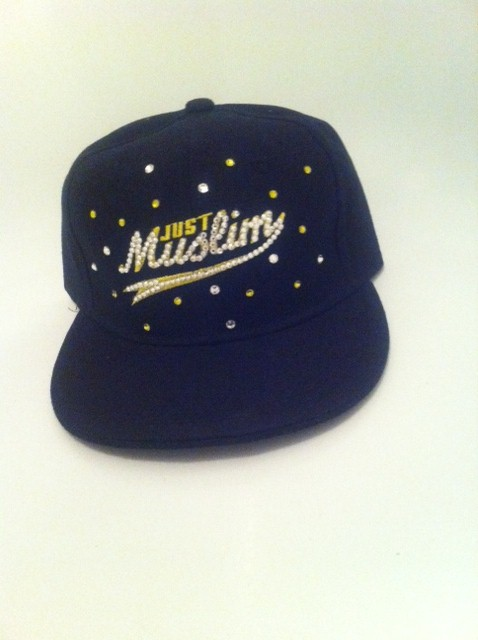 Just Muslim Cap -Black & Yellow �24.99