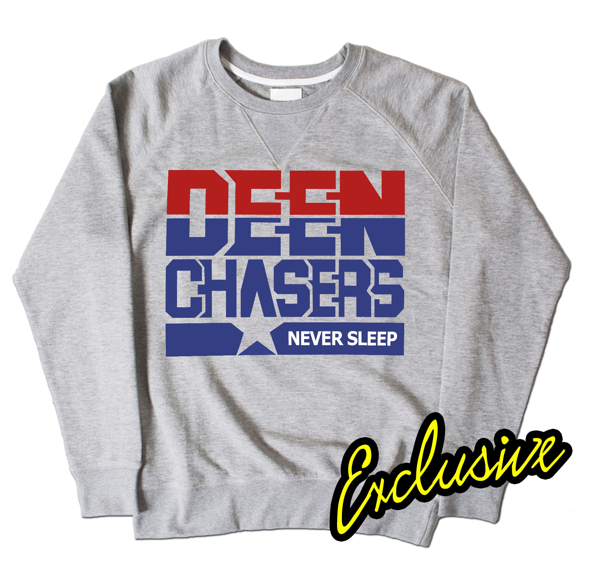 Exclusive Deen Chasers - Grey