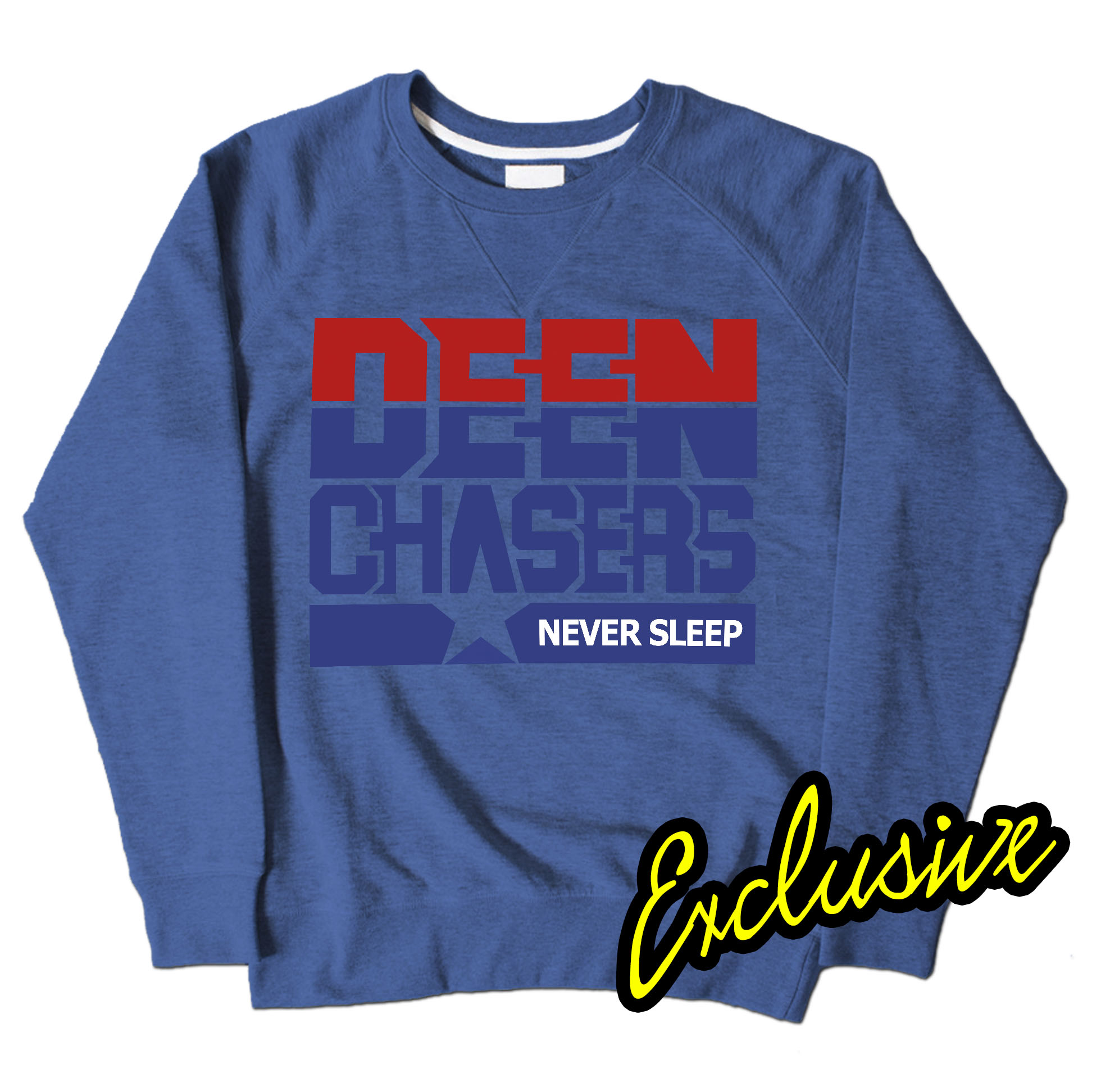 Exclusive Deen Chasers - Blue