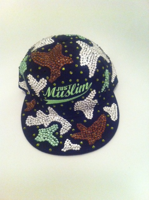 Just Muslim Army Cap - �350
