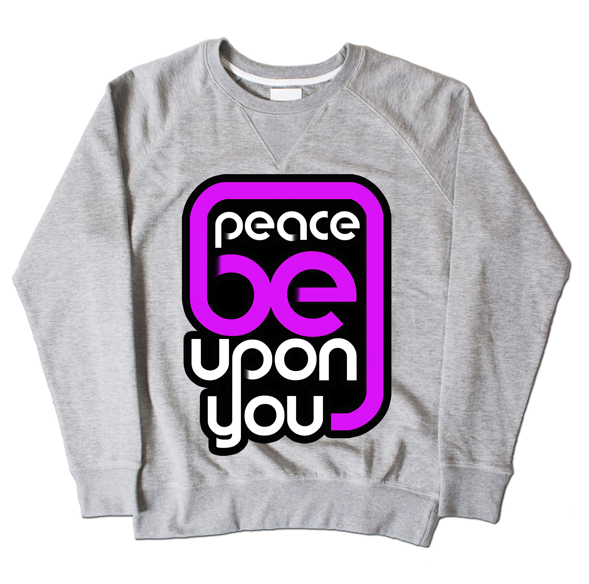 Peace Be Upon You - Black