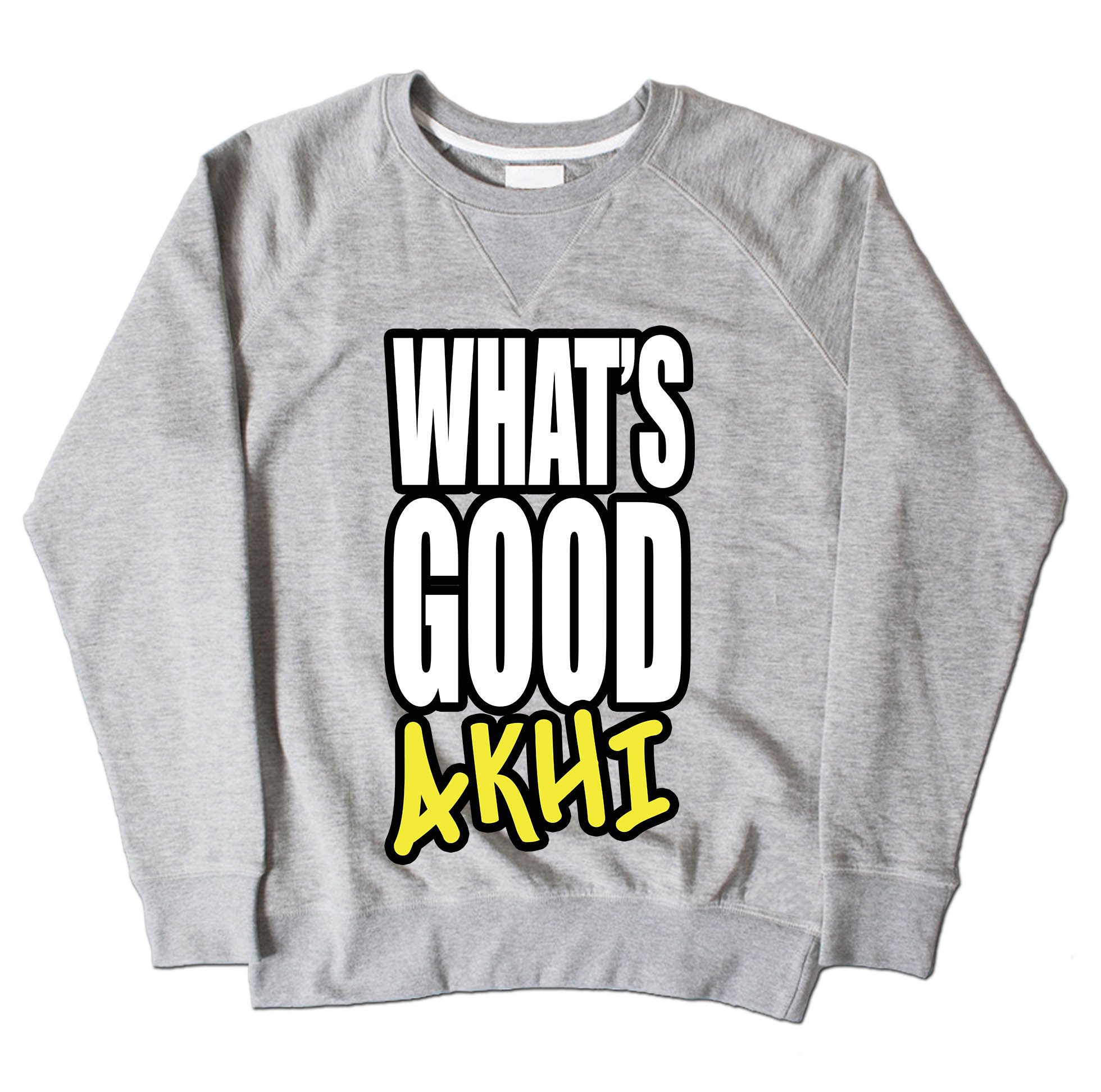 What's Good - Grey